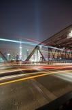 Shanghai lights Royalty Free Stock Image