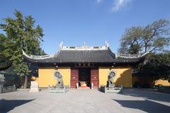 Shanghai longhua temple Stock Images