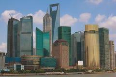 Shanghai Lujiazui Royalty Free Stock Image
