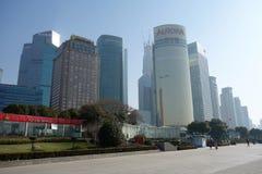 Shanghai Lujiazui Royalty Free Stock Photo