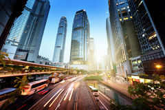 Shanghai lujiazui financial center Royalty Free Stock Photography