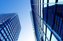 Shanghai Lujiazui Financial Center skyscraper Royalty Free Stock Image