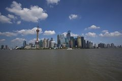 Shanghai Lujiazui Stock Image