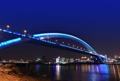 Shanghai Lupu Bridge Royalty Free Stock Image