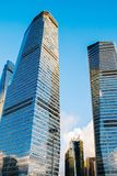 Shanghai modern buildings and city view. In China royalty free stock photos