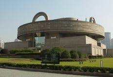 Shanghai-Museum Stockfotos