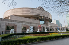 Shanghai Museum Stock Photos