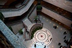 Shanghai Museum Interior stock photo