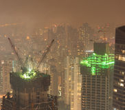 Shanghai night 10 Royalty Free Stock Image