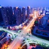 Shanghai Night Stock Image