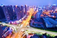 Shanghai Night Royalty Free Stock Photography
