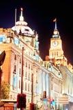 Shanghai night Royalty Free Stock Images