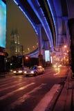 Shanghai night Royalty Free Stock Image