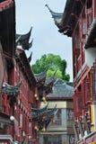 Shanghai old buildings Stock Photos