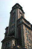 Shanghai - Old Clock Tower Stock Photography