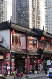 Shanghai Old Street royalty free stock images