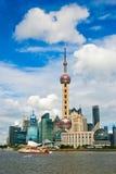 Shanghai Oriental Pearl Stock Image