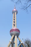 Shanghai Oriental Pearl Royalty Free Stock Image