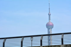 Shanghai - Oriental Pearl Tower Stock Photography