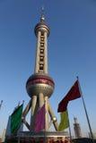 Shanghai oriental pearl tv tower Stock Image