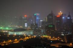 Shanghai-orientalische Kunst-Mitte Stockfoto
