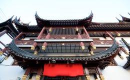 Shanghai Pagoda Royalty Free Stock Photo