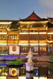 Shanghai pagoda building Royalty Free Stock Photography