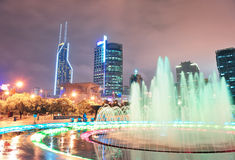 Shanghai People's Square Royalty Free Stock Images