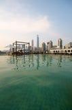 Shanghai Pool Royalty Free Stock Photos