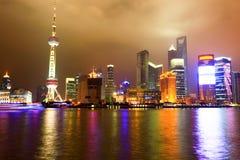 Shanghai-Porzellan Lizenzfreies Stockfoto