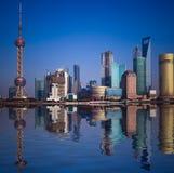 Shanghai-Porzellan Lizenzfreie Stockbilder