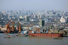 Shanghai-Porzellan Stockbilder