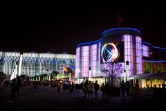 Shanghai-Privater Unternehmens-Pavillion der Ausstellungs-2010 Stockfotografie