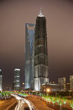 Shanghai Pu dong / Lujiazui Stock Images