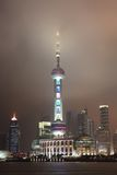 Shanghai, Pudong Royalty Free Stock Photography
