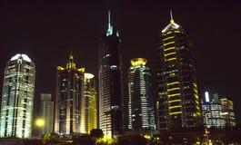 Shanghai Pudong Stock Fotografie