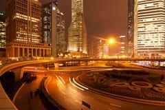 Shanghai, Pudong 2011 Imagens de Stock