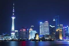 Shanghai Pudong Royalty Free Stock Photography