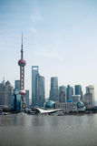 Shanghai pudong,China Royalty Free Stock Images