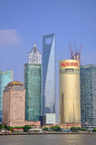 Shanghai Pudong, China Stock Photography