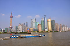 Shanghai Pudong, China Royalty Free Stock Images