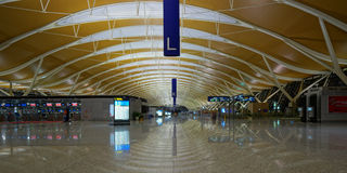 ShangHai Pudong International Airport Stock Photography