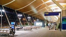 Shanghai Pudong lotnisko mi?dzynarodowe, Chiny obraz stock