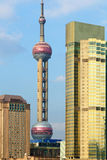 Shanghai pudong lujiazui High-rise buildings Royalty Free Stock Photography
