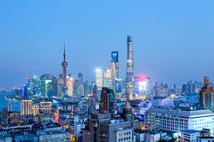 Shanghai Royalty Free Stock Photos