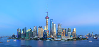 Shanghai Pudong Lujiazui panoramic. Eastphoto, tukuchina, Shanghai Pudong Lujiazui panoramic Stock Image
