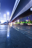 Shanghai Pudong night Royalty Free Stock Images