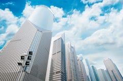 Shanghai Pudong ulicy widok Zdjęcie Stock