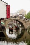 Shanghai qibao Royaltyfria Bilder