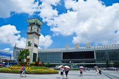 Shanghai Railway Station Stock Photos